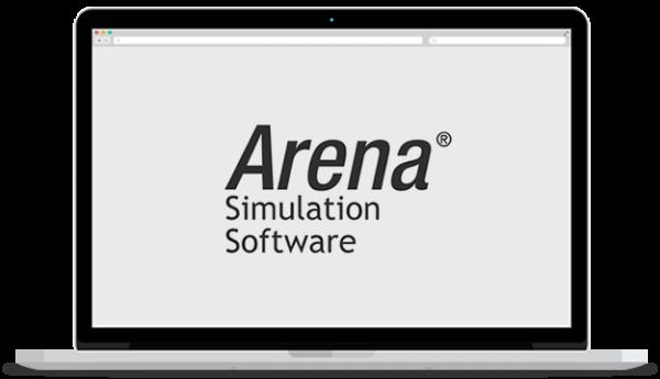 ¿Qué es Arena simulation?